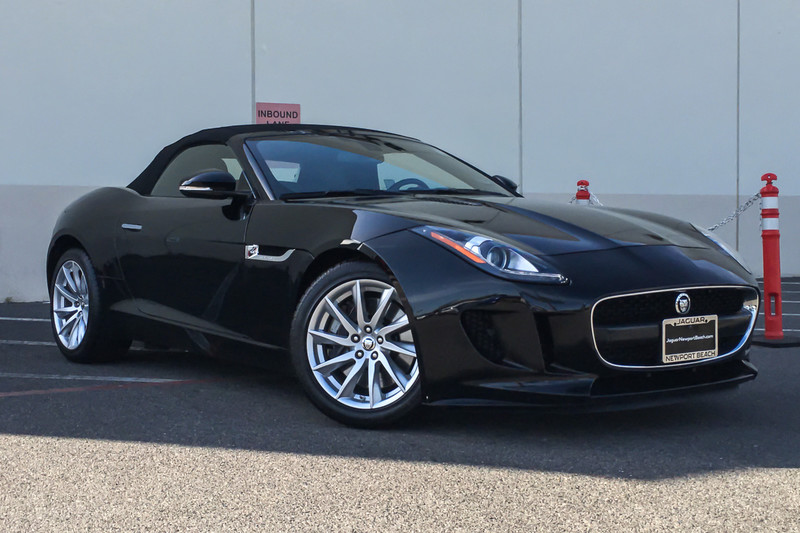 Pre-Owned 2014 Jaguar F-TYPE V6