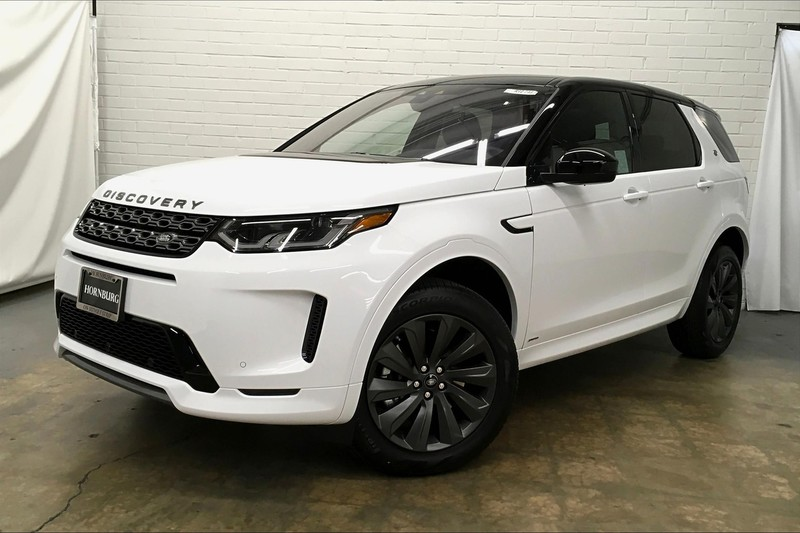 Land Rover Discovery Lease >> New 2020 Land Rover Discovery Sport SE R-Dynamic SUV in West Hollywood #R12743 | Hornburg Land ...