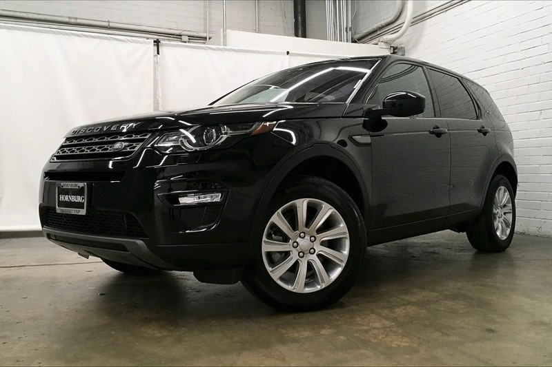 Used Land Rover Discovery Sport Se West Hollywood Ca