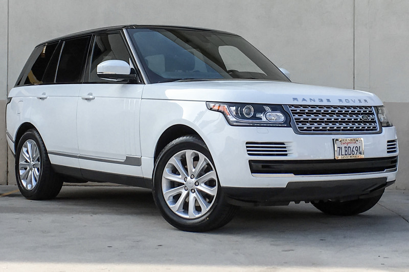 Range Rover Certified Pre Owned >> Certified Pre Owned 2015 Land Rover Range Rover Hse Suv In West