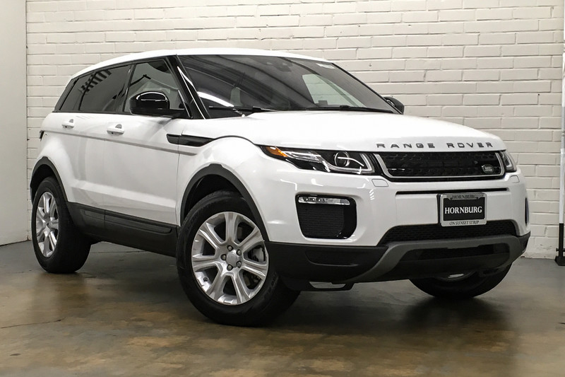 Land Rover Los Angeles >> New 2018 Land Rover Range Rover Evoque Se Suv In West Hollywood