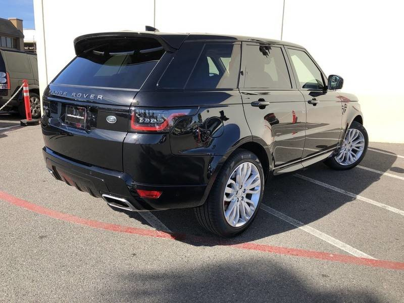 New 2019 Land Rover Range Rover Sport Dynamic With Navigation