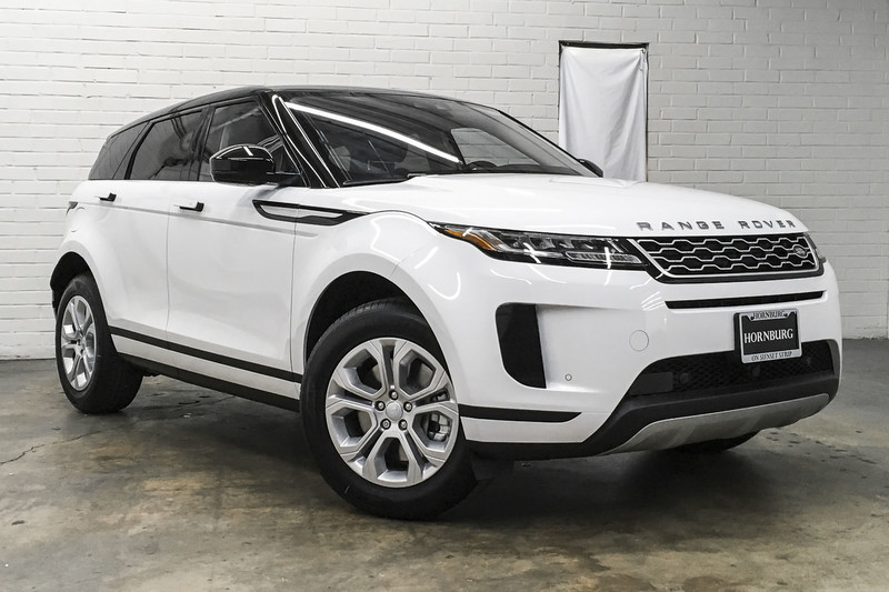 New 2020 Land Rover Range Rover Evoque S Suv In West Hollywood
