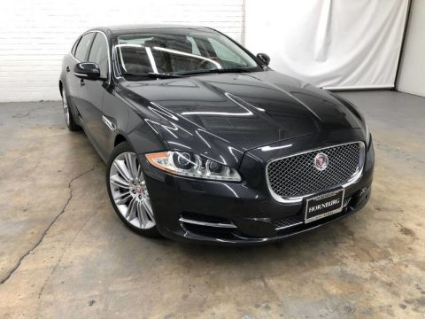 Pre-Owned 2013 Jaguar XJ XJL Supercharged