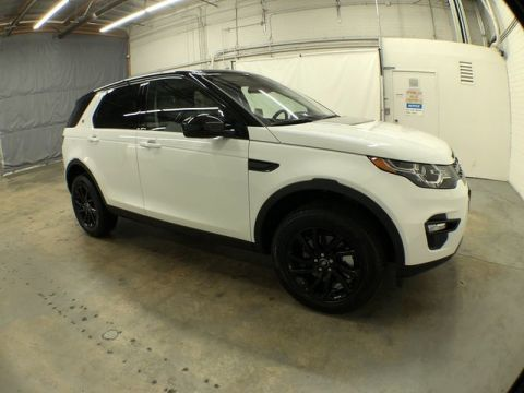 New Land Rover Discovery Sport In West Hollywood Hornburg Land