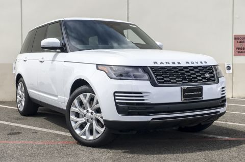 New 2019 Land Rover Range Rover SE