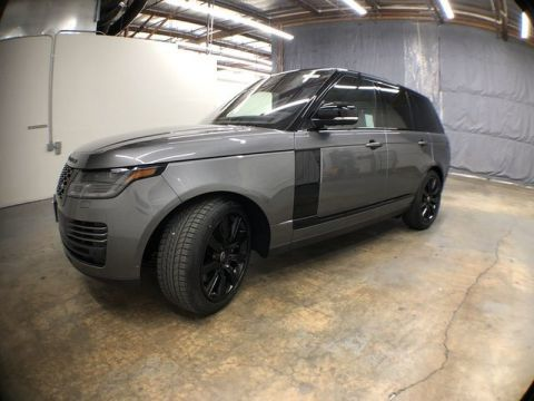 New 2019 Land Rover Range Rover Supercharged