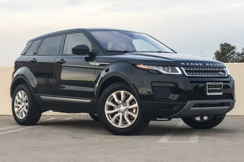 New 2019 Land Rover Range Rover Evoque SE