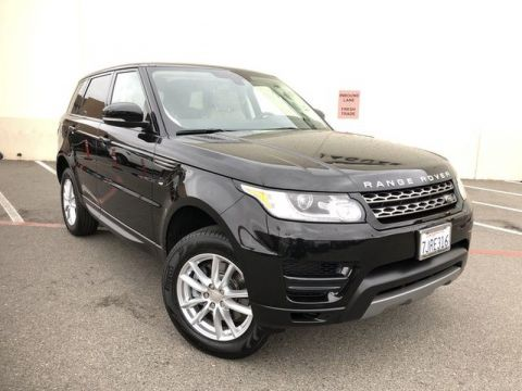 Pre-Owned 2015 Land Rover Range Rover Sport SE