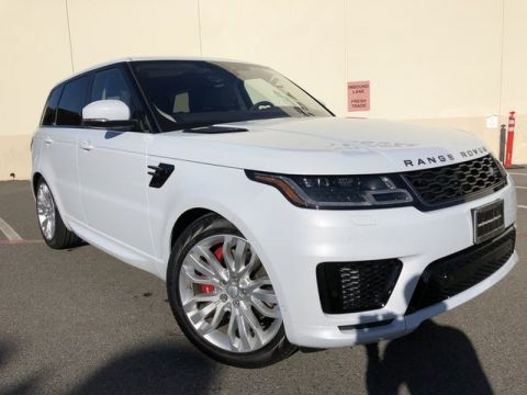 New 2019 Land Rover Range Rover Sport Dynamic Sport Utility in West