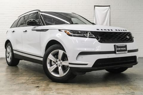 New 2019 Land Rover Range Velar S